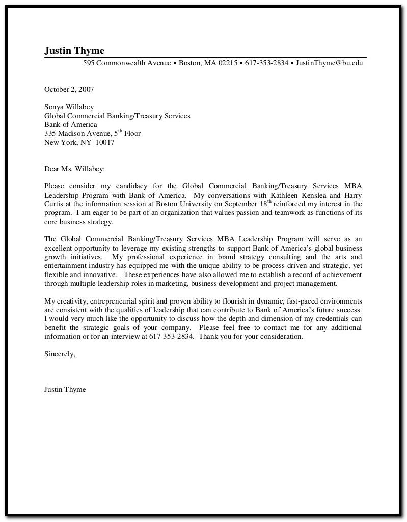 Sample Cover Letter For Resume 2015