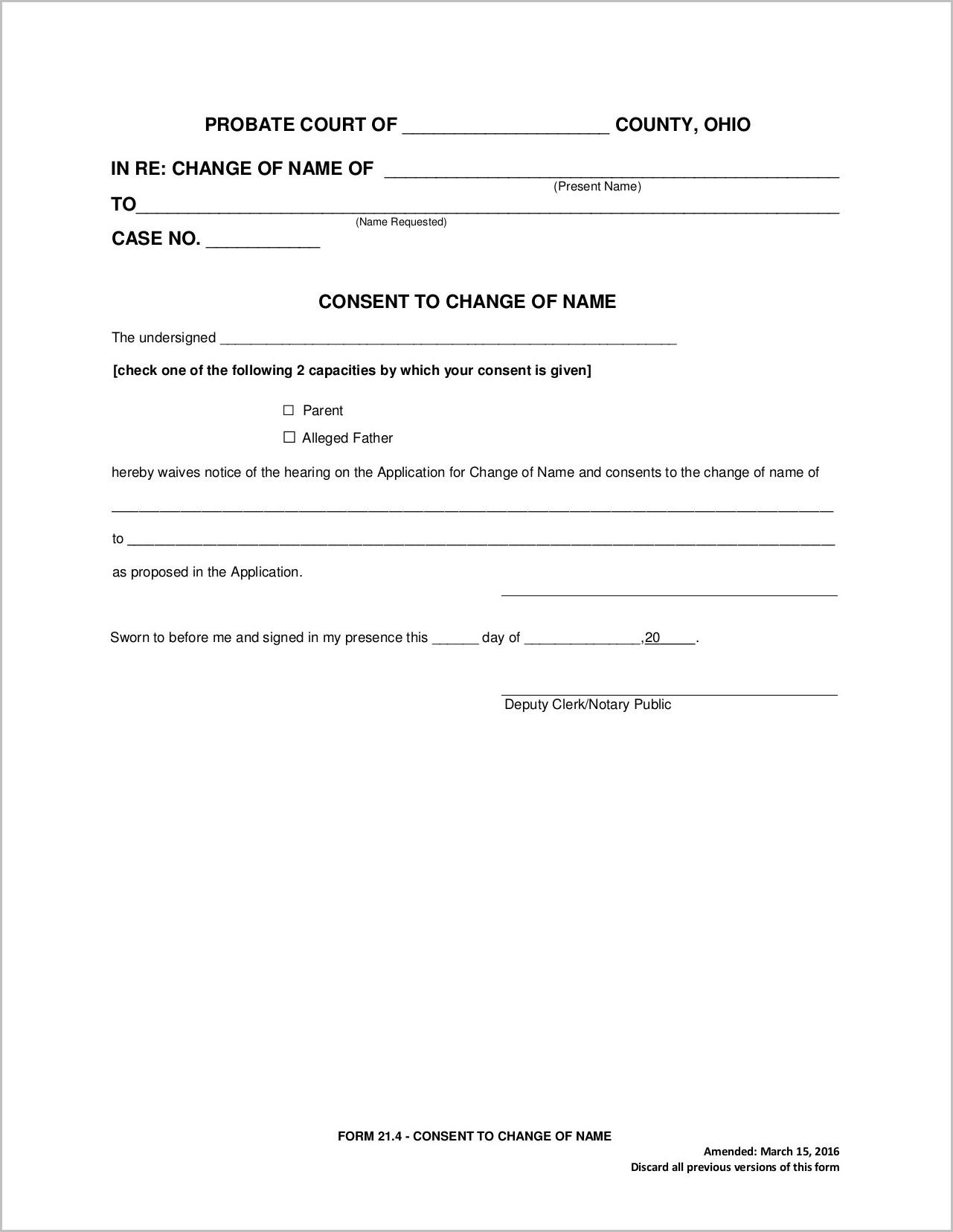 Sc Court Form 4