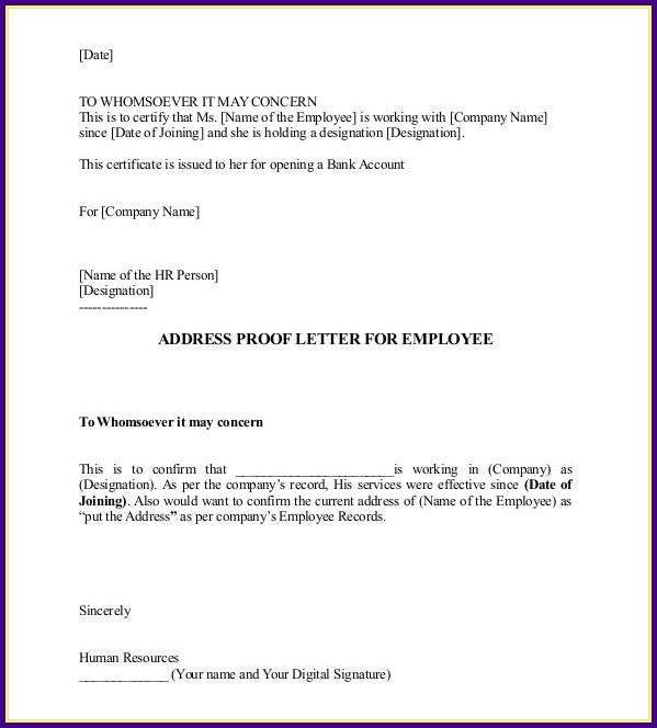 Affidavit Template Microsoft Word