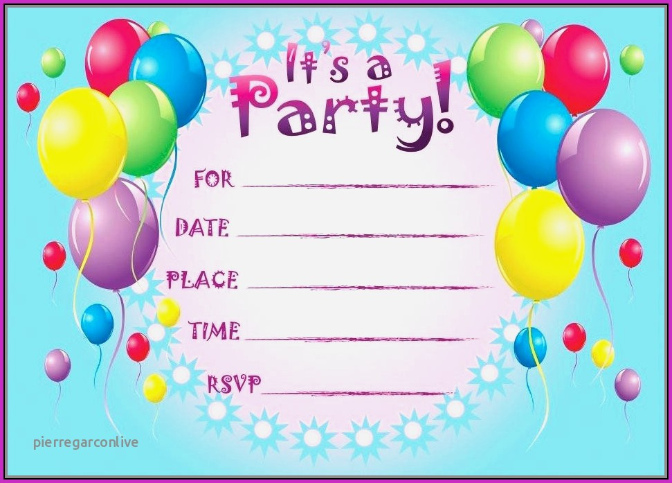 Birthday Invitation Video Maker Online Free