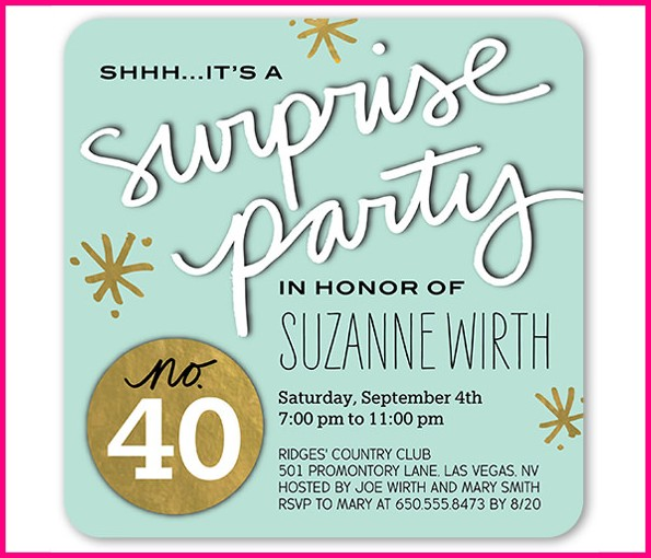 Free Printable Invitation Templates For Birthday Party