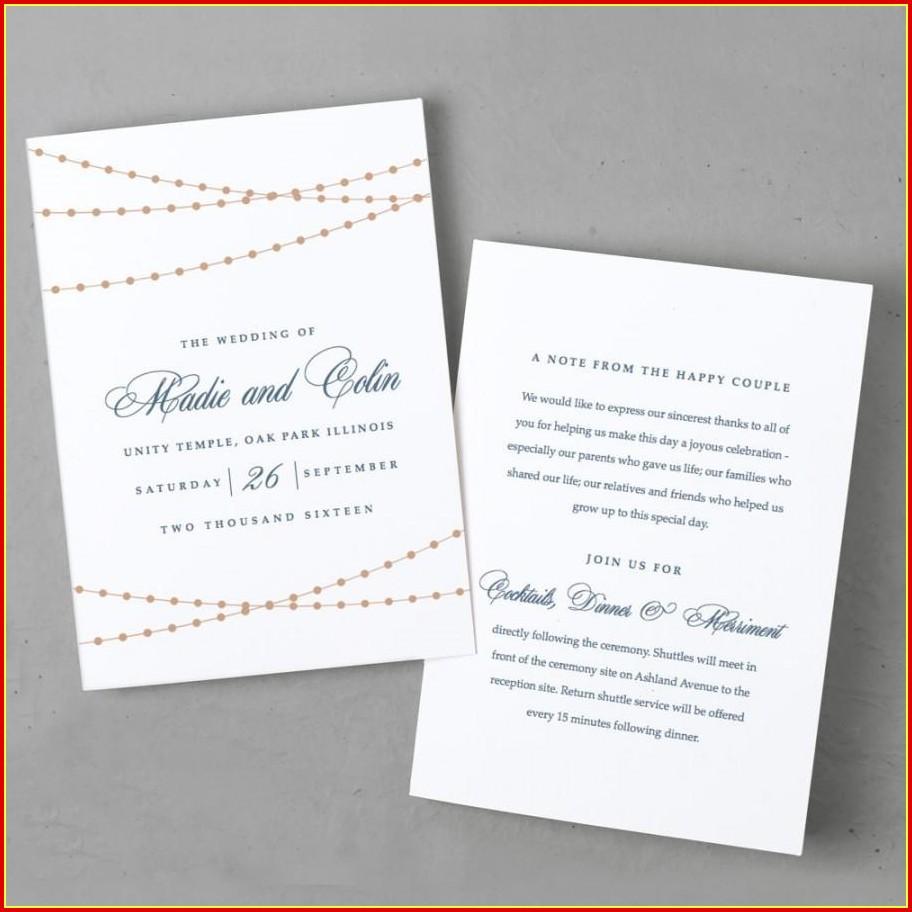 Free Wedding Program Templates For Mac