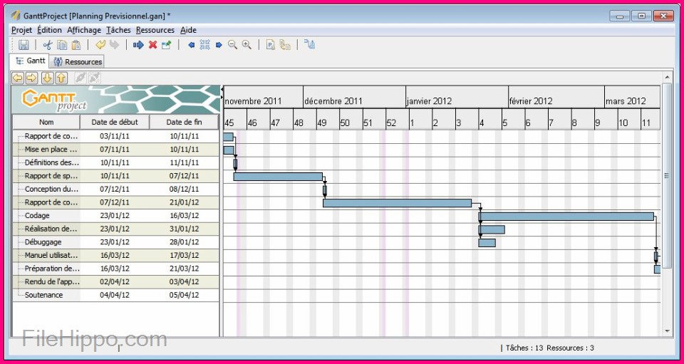 Project Management With Excel Template Free