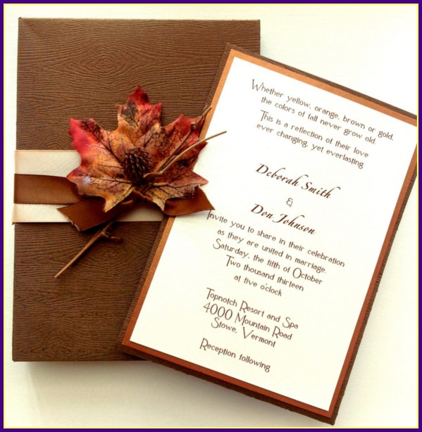 Wedding Reception Templates For Invitations