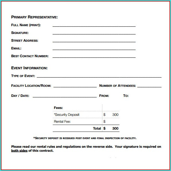 Sublease Agreement Template Alberta