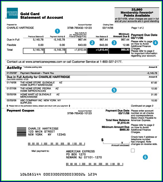Bbva Bank Statement Template