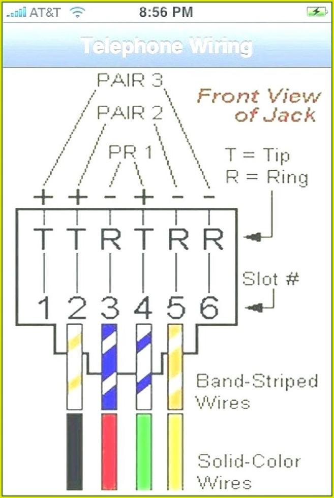 Cat 5e Rj45 Wiring Diagram