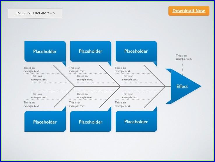 Fishbone Diagram Template Free Download
