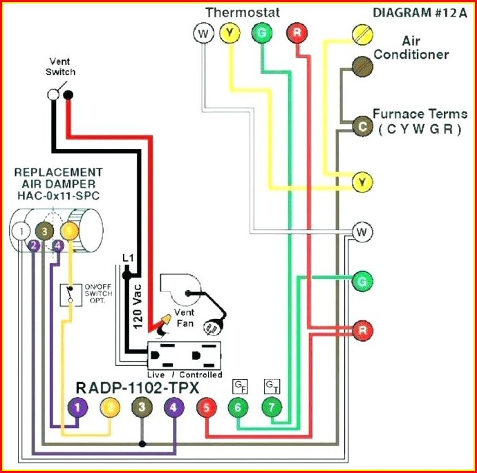 Harbor Breeze Ceiling Fan Wiring Diagram Remote