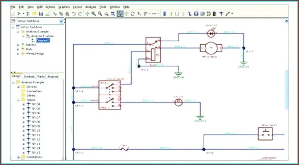 Electrical Wiring Diagram Software Open Source