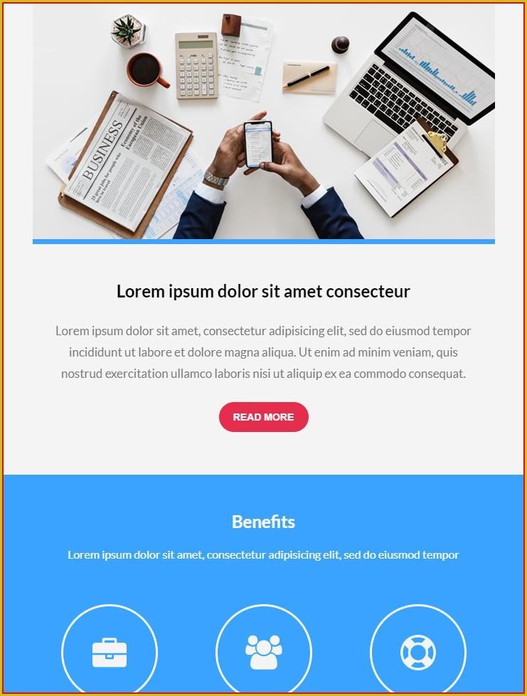 Free Mailchimp Newsletter Templates