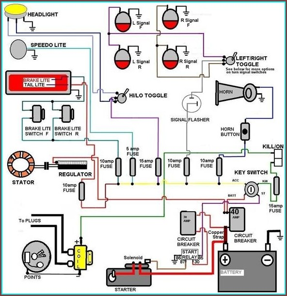 How To Read Electrical Wiring Diagram