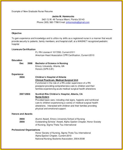 Printable Blank Free Resume Templates