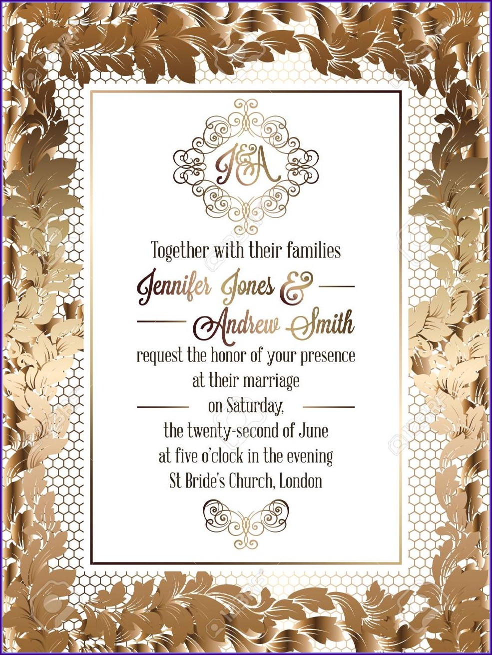 Design Templates For Invitation Cards