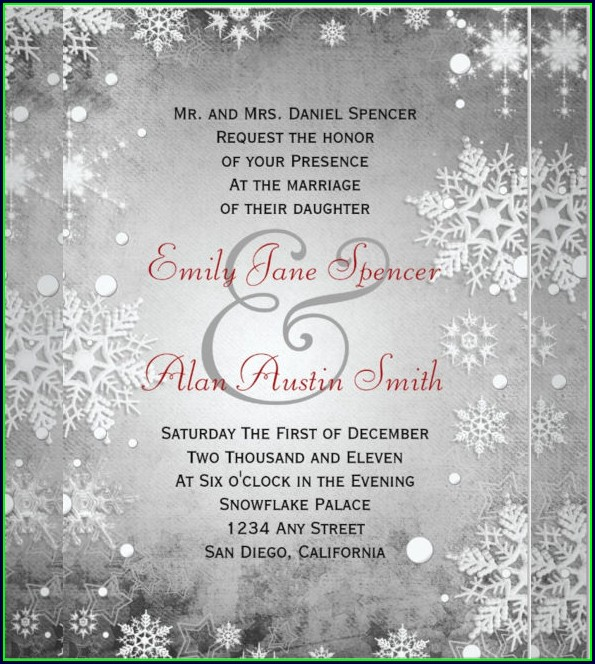 Downloadable Blank Snow White Invitation Template