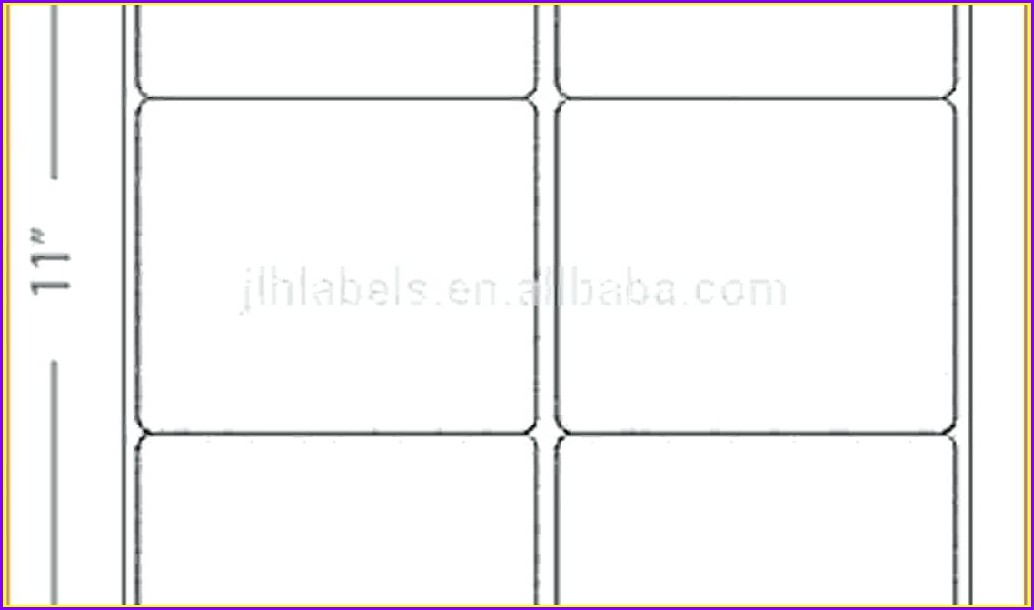 Avery Shipping Label Template 5164