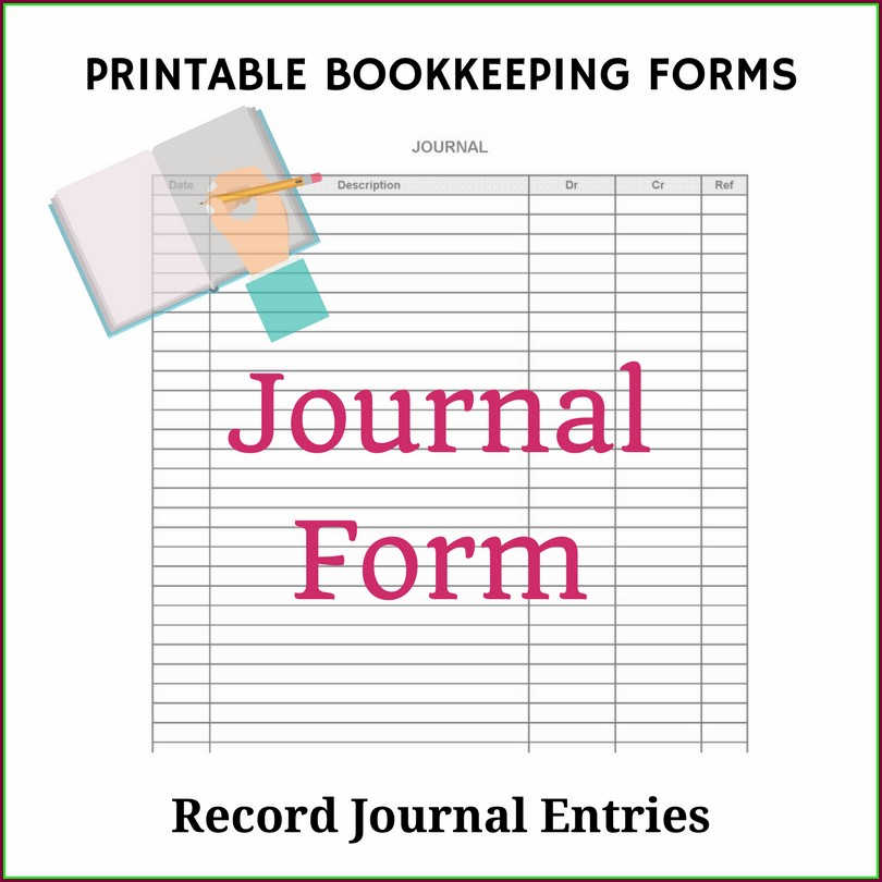 Bookkeeping Templates Pdf