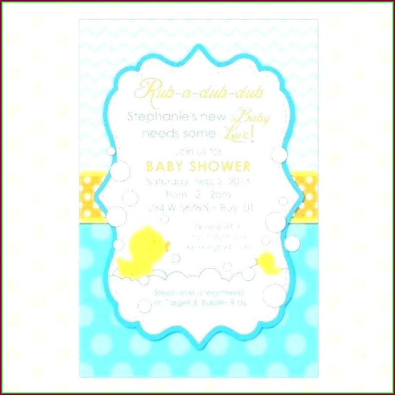 Boss Baby Invitation Template Free Download