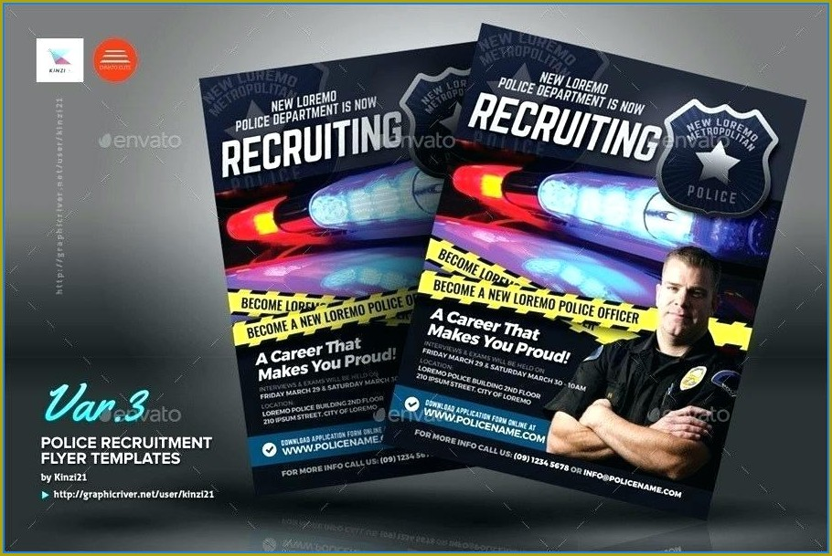 Choir Recruitment Flyer Template