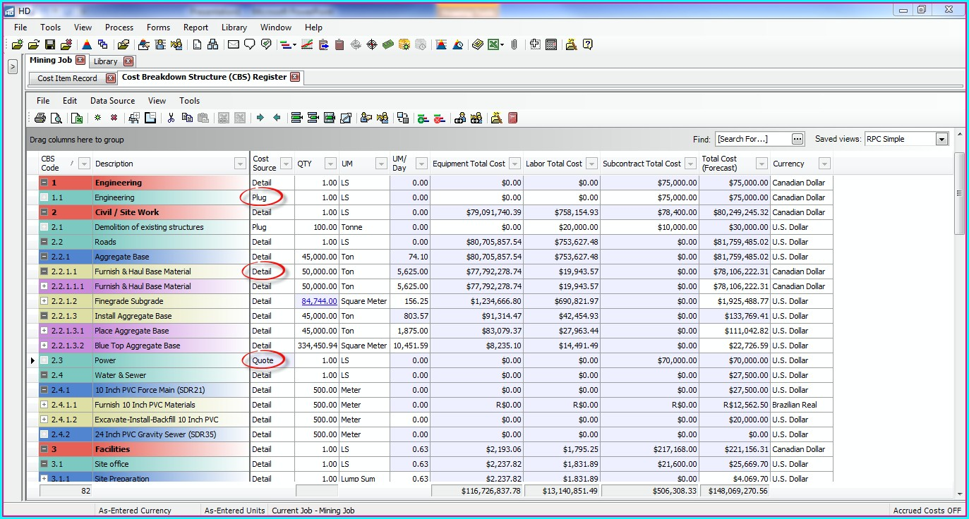 Contractor Estimate Free Construction Estimate Template Excel