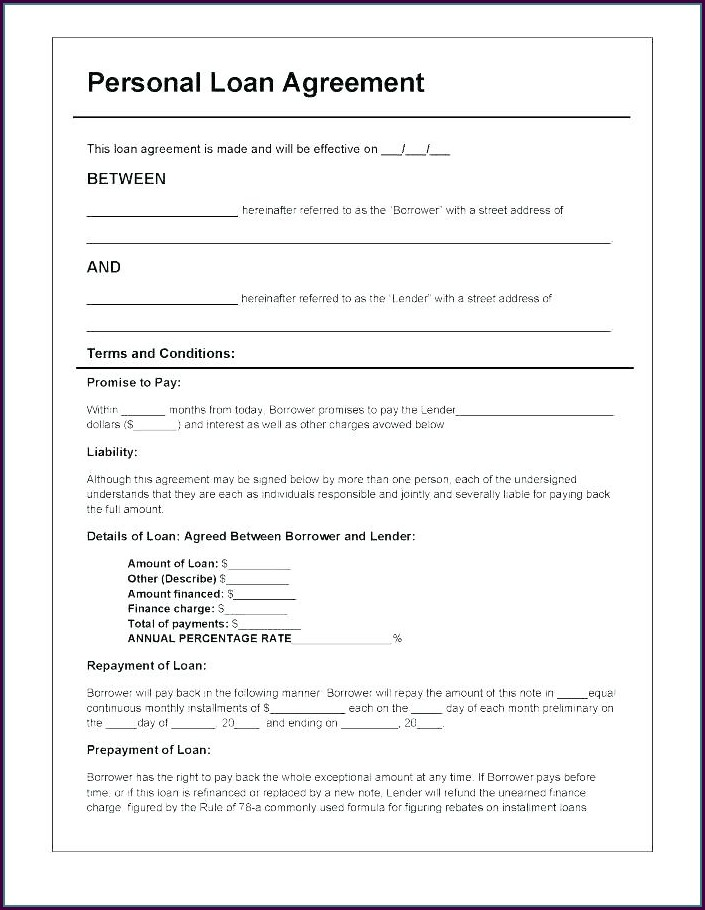 Convertible Loan Agreement Template Uk