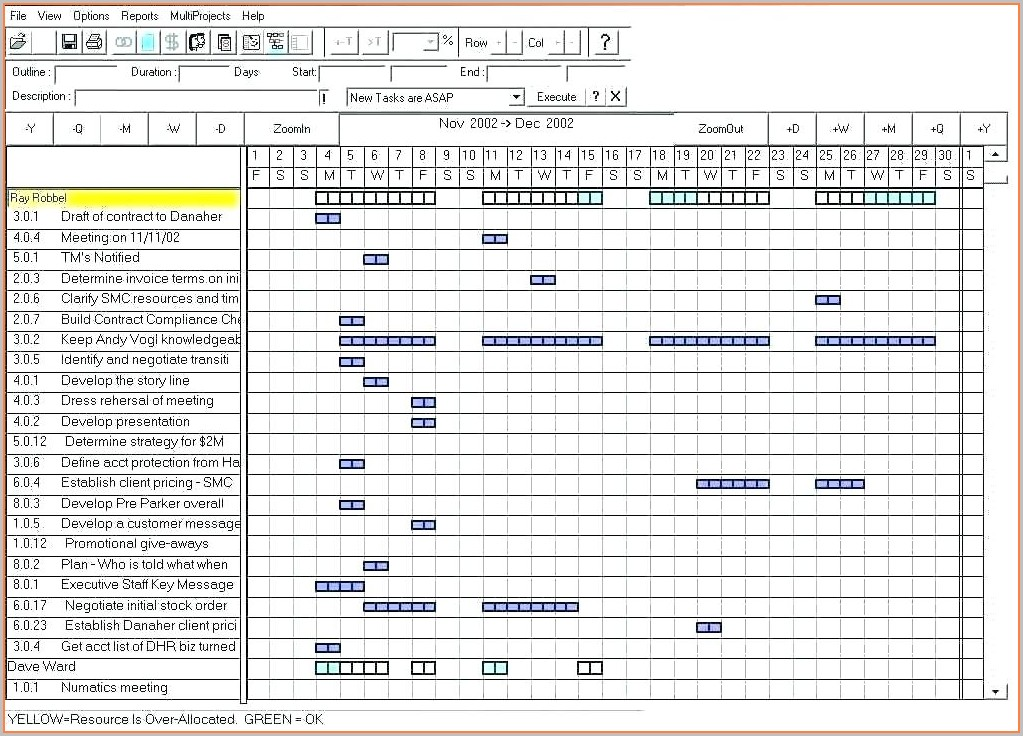 Demand Planning Excel Template Free
