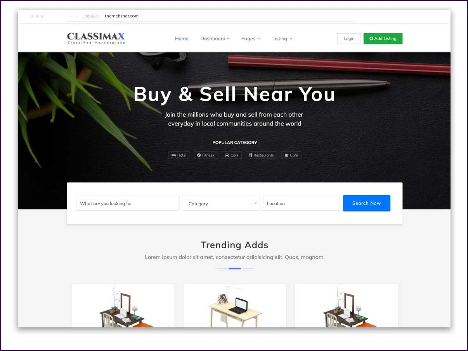 Ecommerce Website Templates Free Download In Bootstrap
