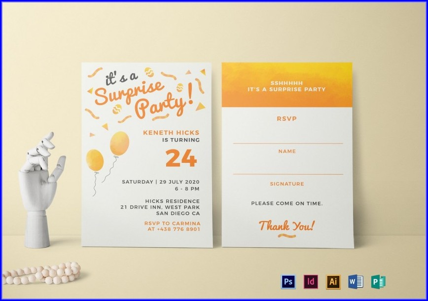 Editable Avengers Birthday Invitation Templates Free