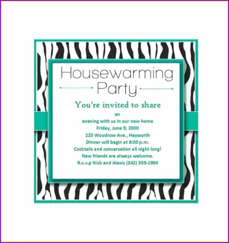 Editable Farewell Party Invitation Template