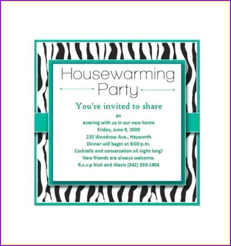 Editable Farewell Party Invitation Template