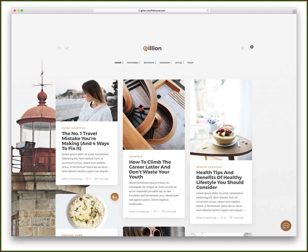 Editable Website Templates Free