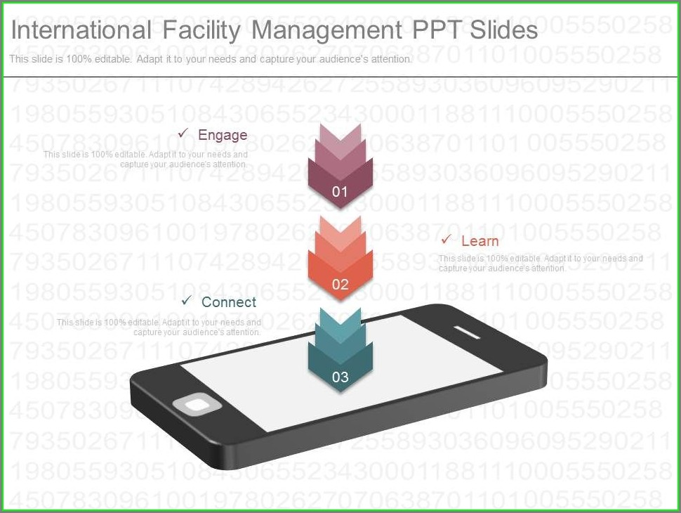 Facility Management Ppt Templates