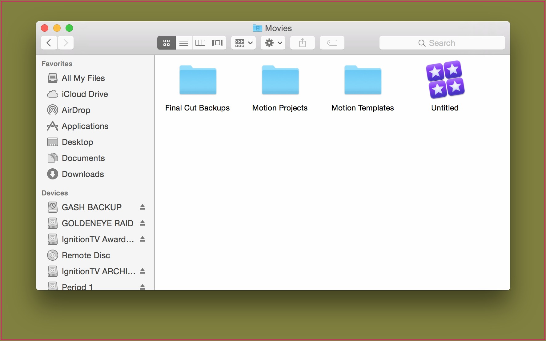 Fcpx Motion Templates Folder Empty