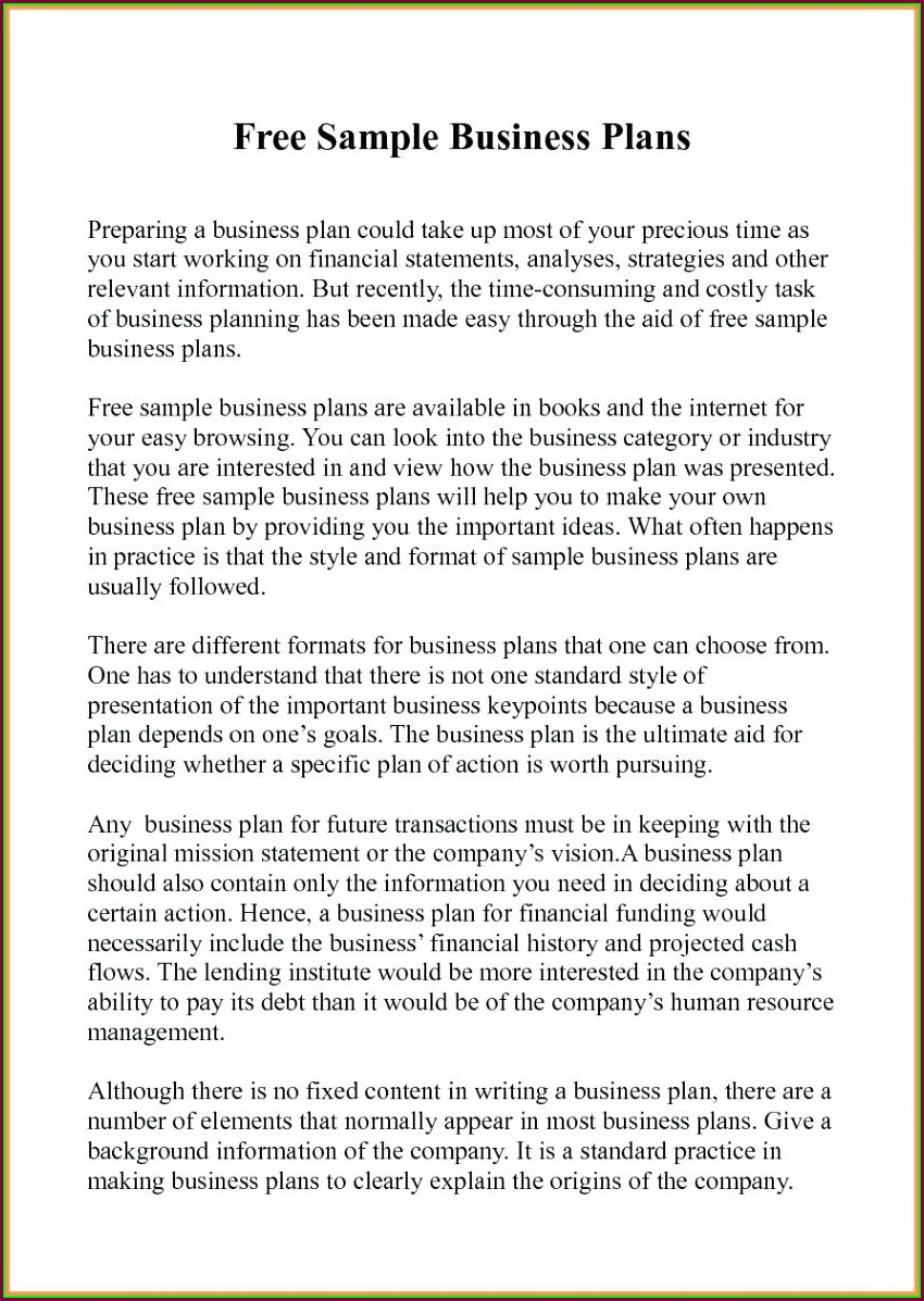 Food Business Proposal Restaurant Proposal Template