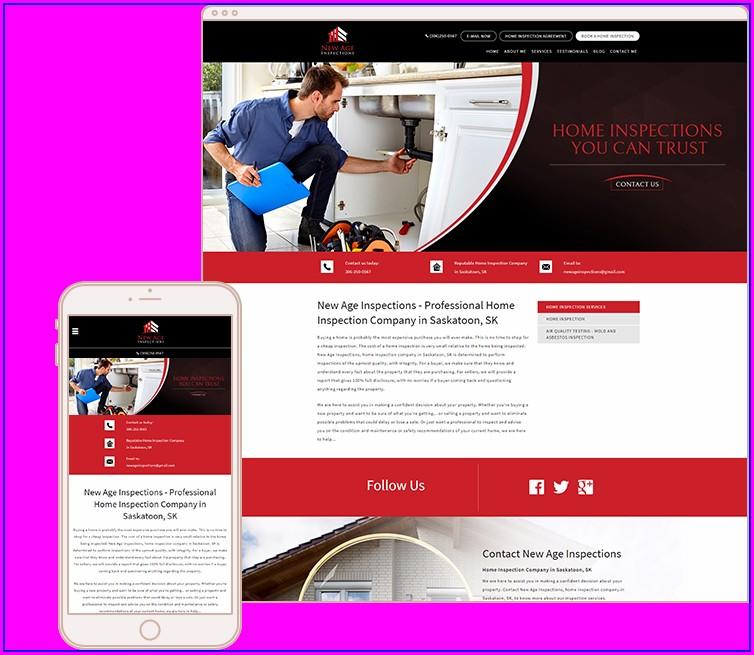 Free Hvac Website Templates