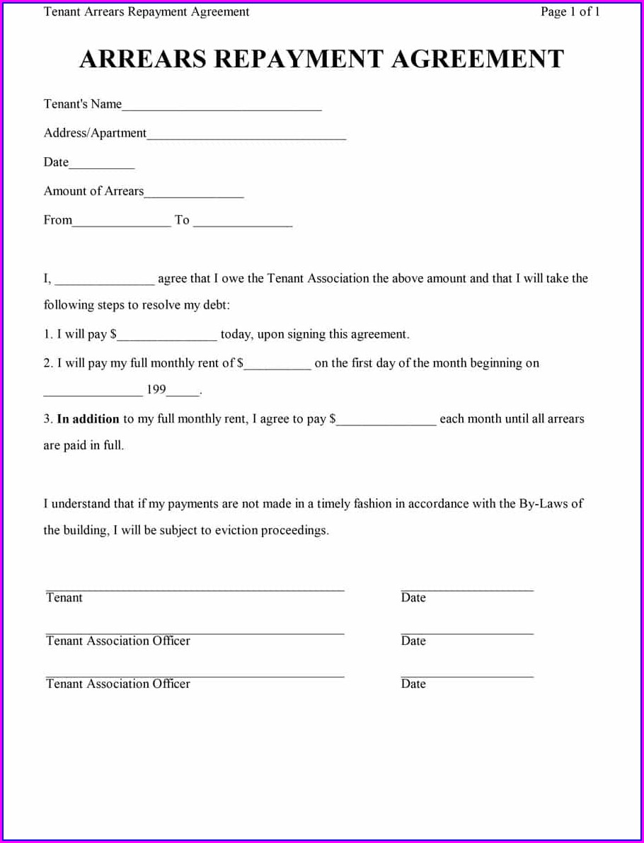 Free Loan Agreement Template Uk Word