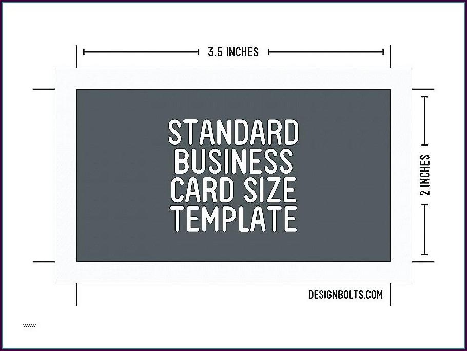 Gartner Business Cards Template