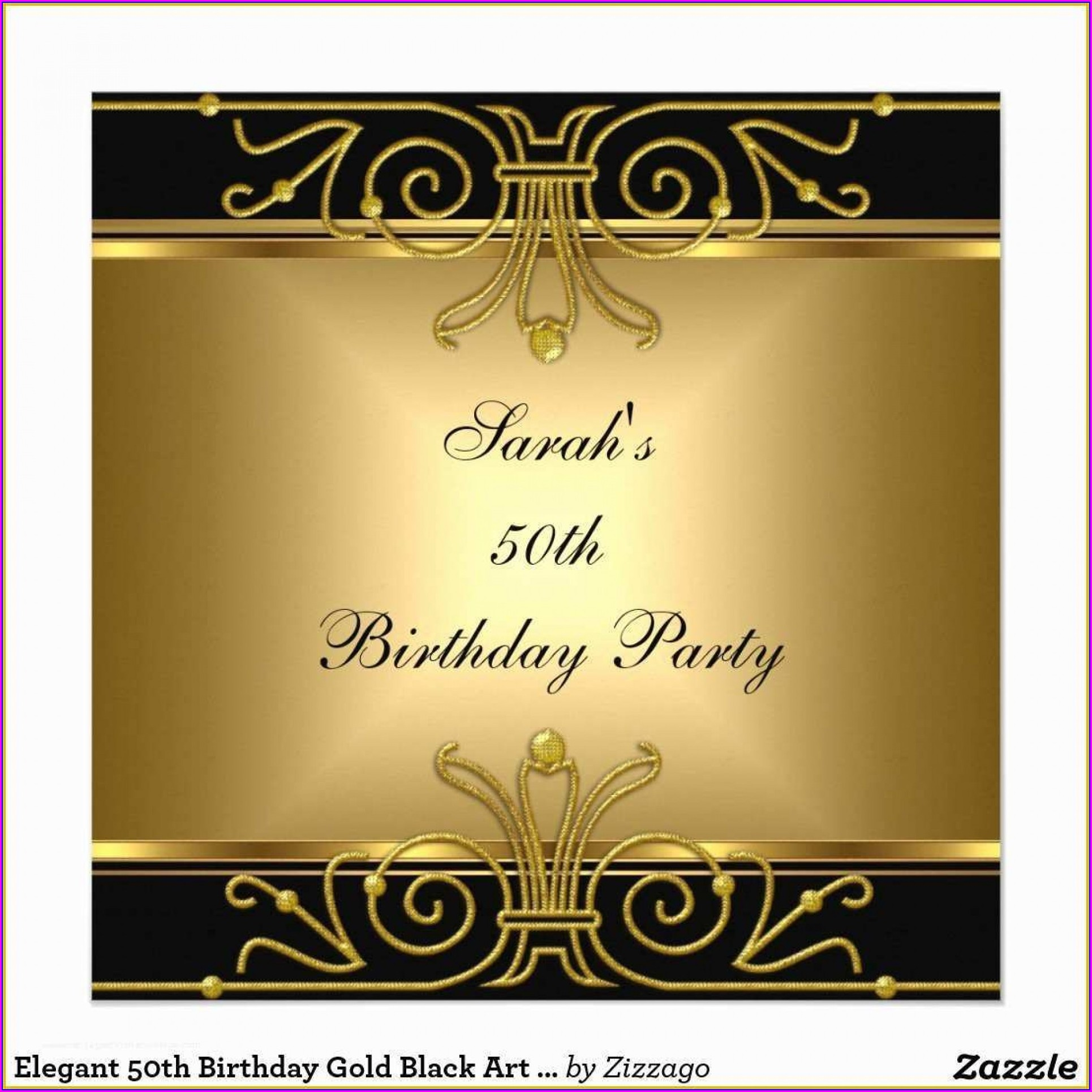 Gatsby Party Blank Great Gatsby Invitation Template