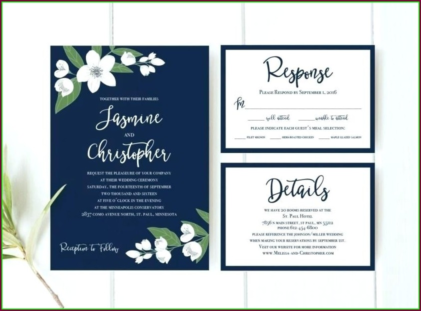 Inauguration Invitation Templates Free