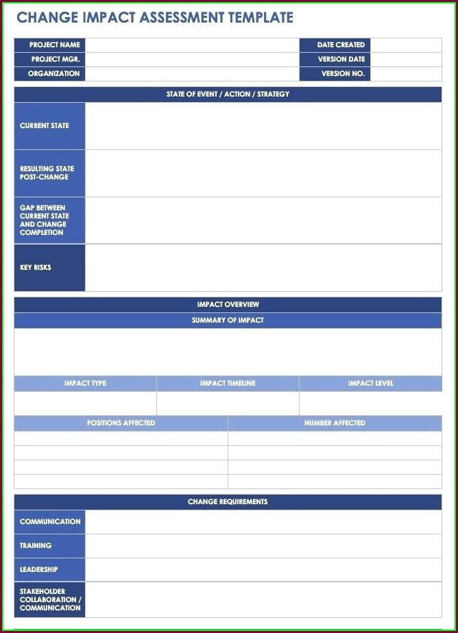 Itil Document Templates