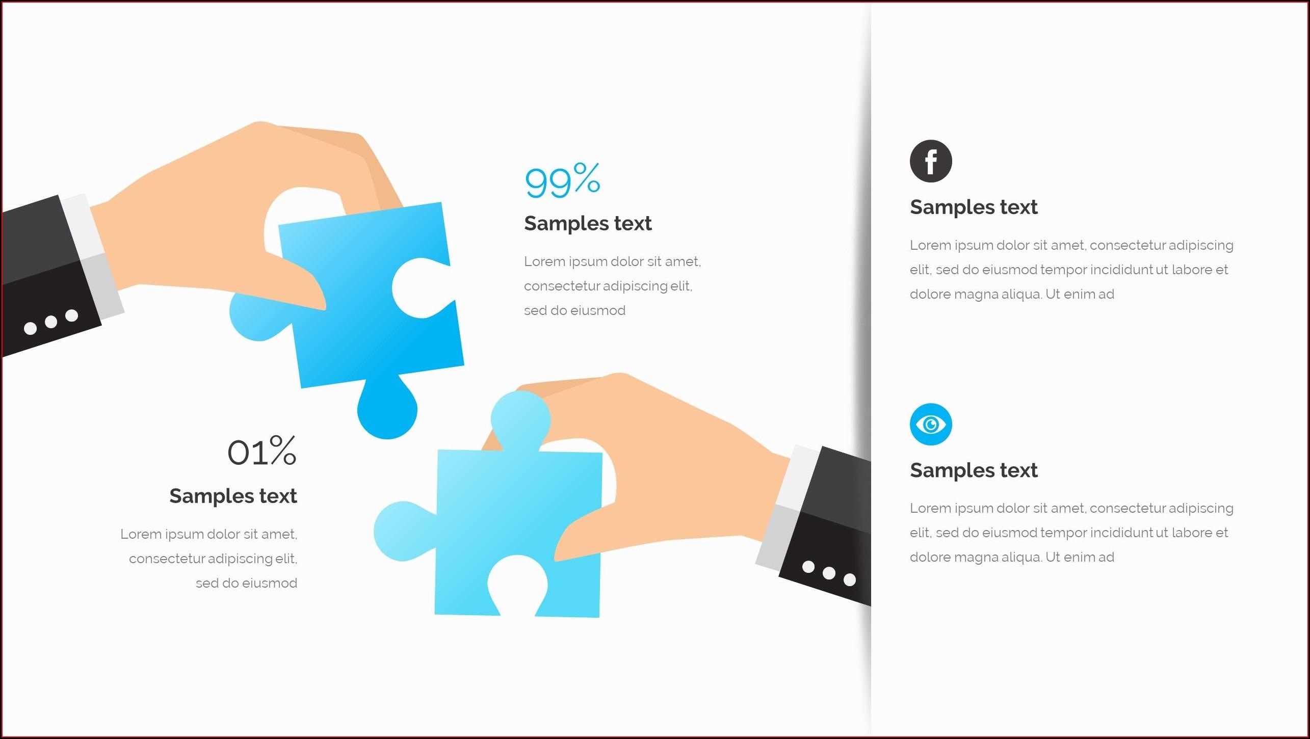 Keynote Business Card Template