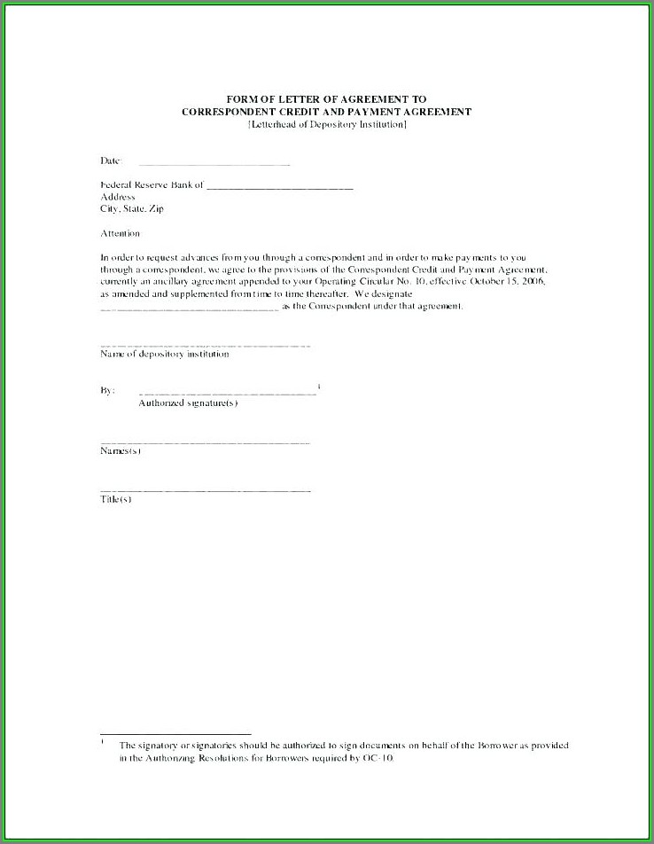 Lease To Own Car Contract Template