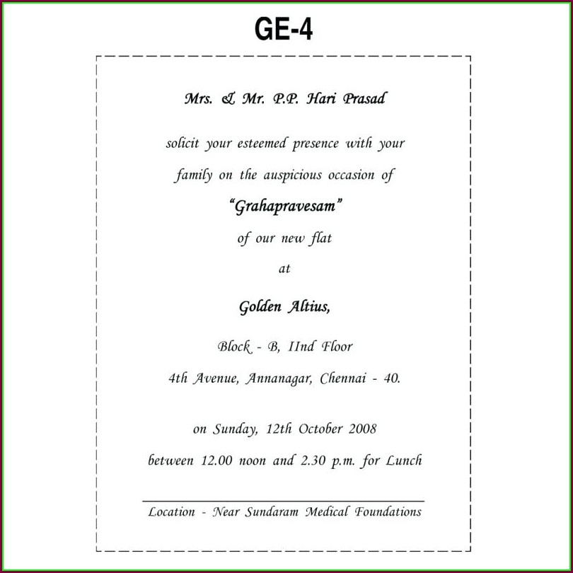 Office Inauguration Invitation Templates