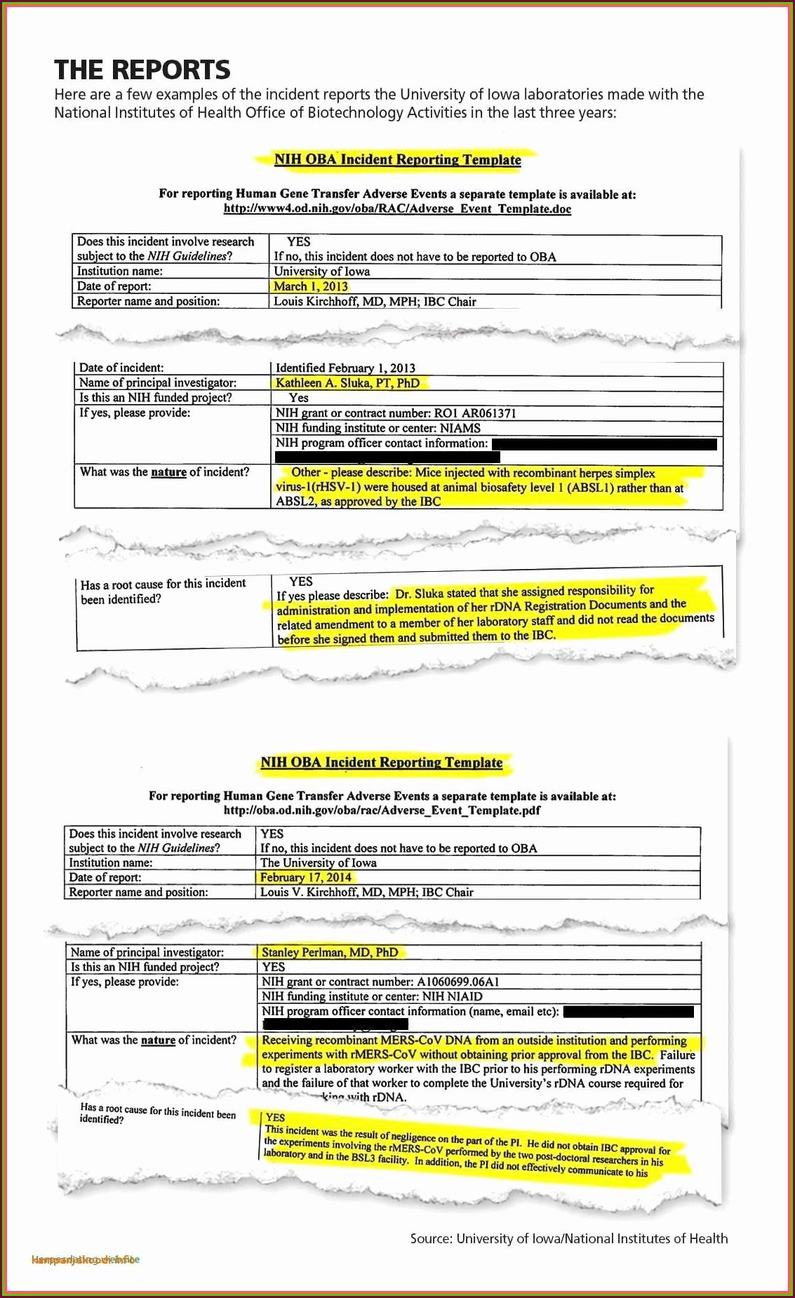 Printable Bakery Invoice Template