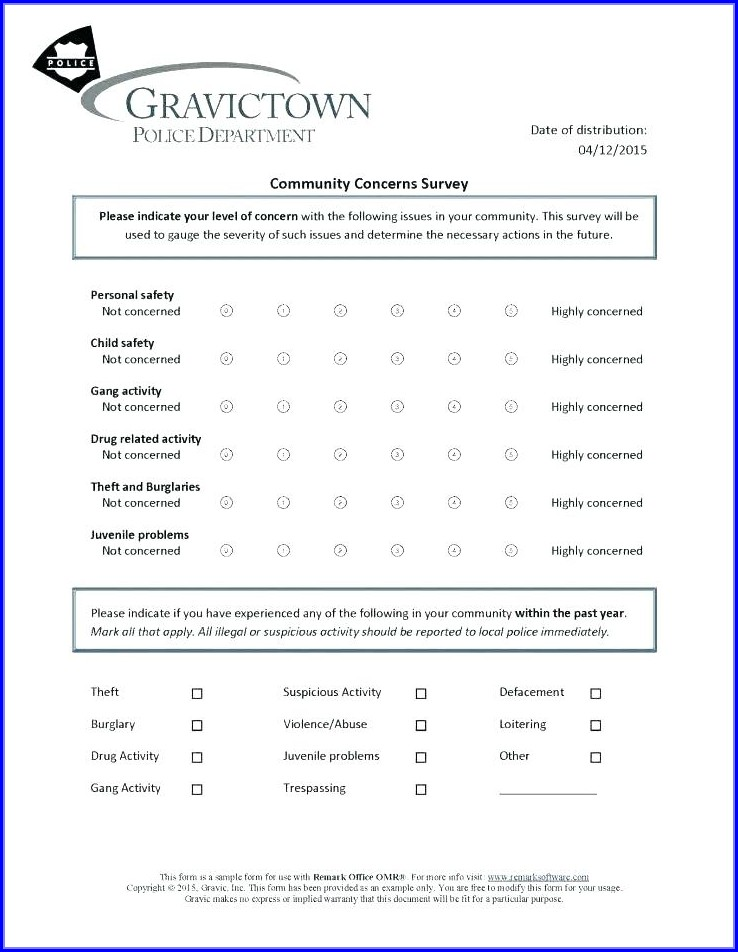 Printable Free Employee Satisfaction Survey Template Word
