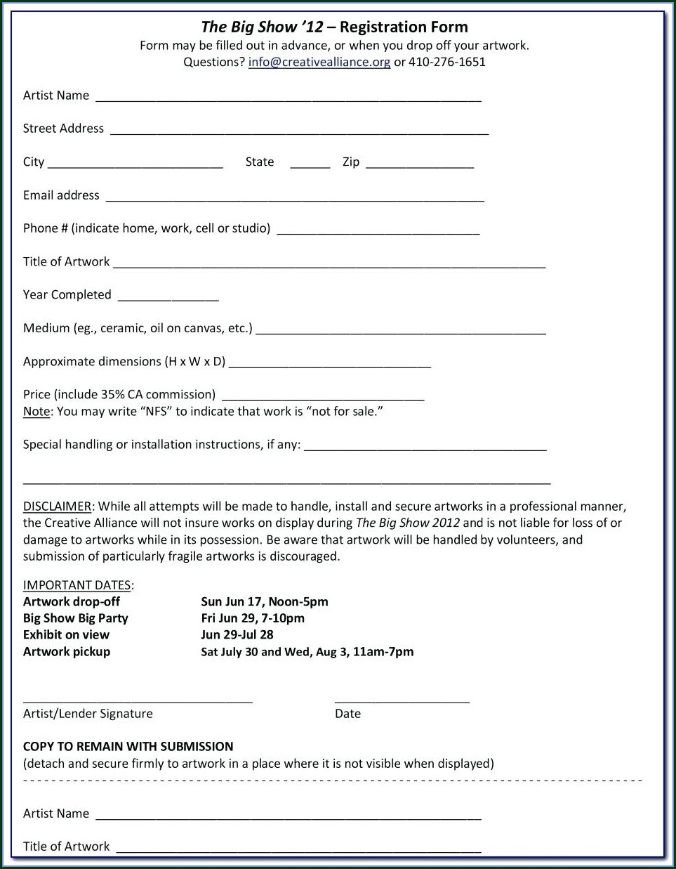Printable Free Personal Loan Agreement Template