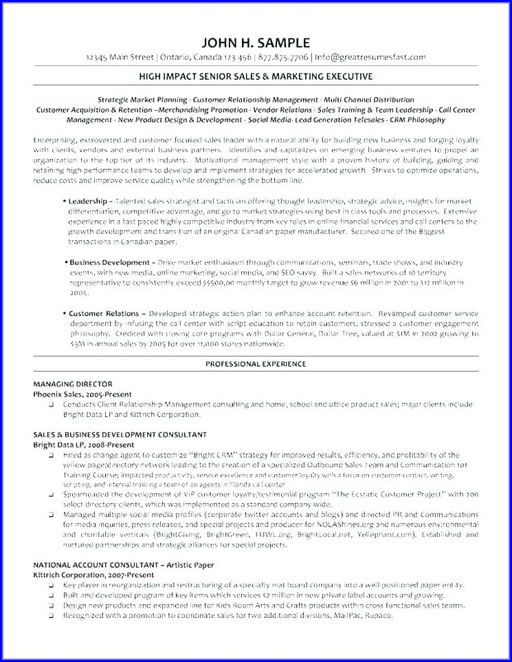 Professional Hr Newsletter Template