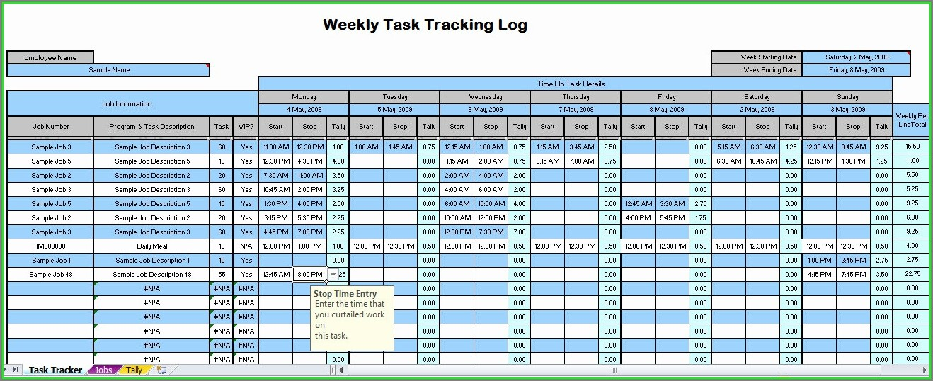Project Tracker Project Management Dashboard Excel Template Free