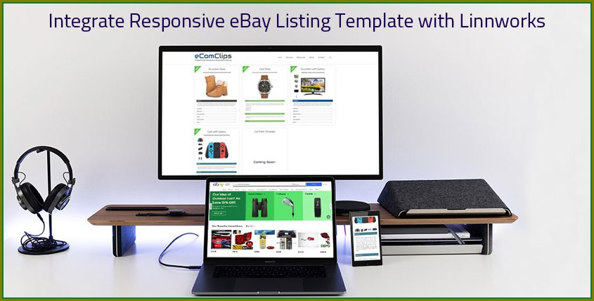 Responsive Ebay Listing Template