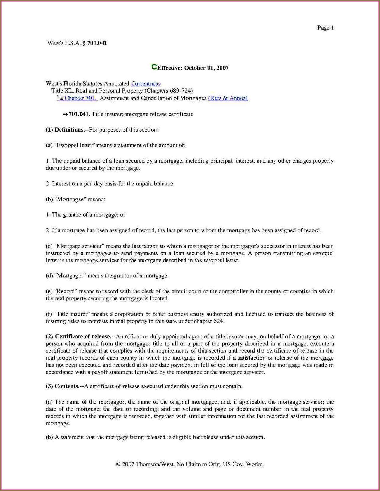 Revolving Credit Agreement Template